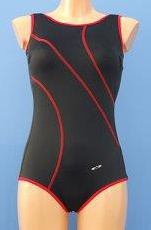 Swimwears MARIA Symbol 02-13 for the aftermastectomy women