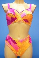 Swimwears MARIA for the aftermastectomy women Symbol: 14-11 2 W